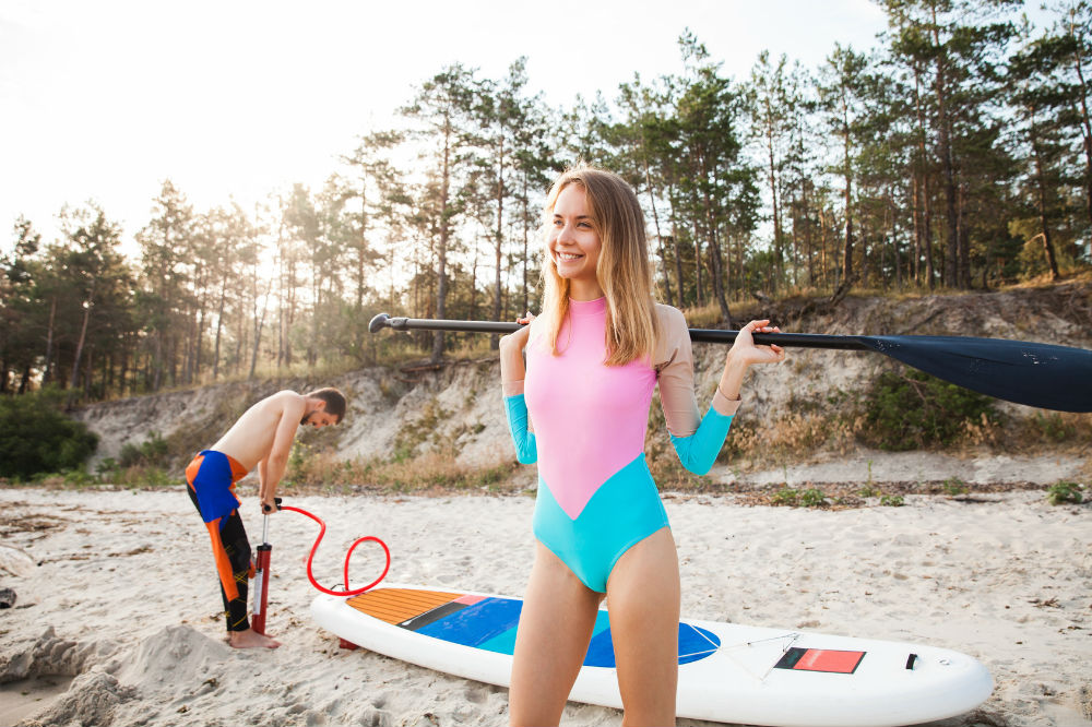 What is Stand Up Paddle Boarding