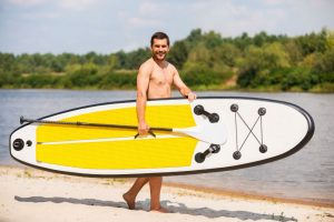 iRocker Paddle Boards Inflatable SUP Package