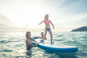 How to Choose the Best Paddle Boards for Kids