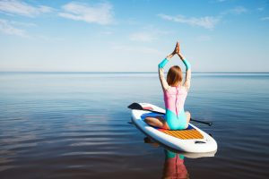 The 5 Best Yoga Paddle Board Poses